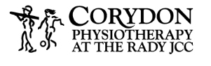 Corydon Physio Rady logo and text