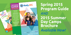 Spring 2015 Program Guide and Summer Day Camps Guide