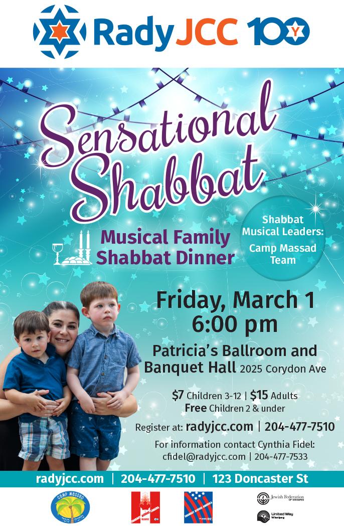 Shabbat adult education activities